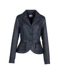 Armani - Black Jacket - Lyst
