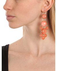 BaubleBar | Orange Coral Bubble Drops | Lyst