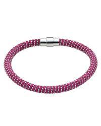 Kit Heath | Pink Popcorn Bracelet | Lyst