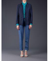 Giada Forte | Blue Blu Jacket | Lyst