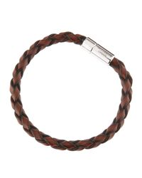 Tateossian - Brown Bracelet for Men - Lyst