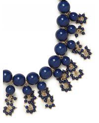 BaubleBar | Blue Indigo Ariel Necklace | Lyst