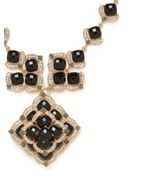 BaubleBar - Black Onyx Merle Necklace - Lyst