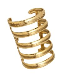 Aurelie Bidermann | Metallic Esteban Cuff | Lyst