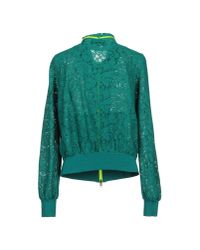 That's It - Green Cardigan - Lyst