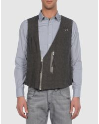 Damir Doma | Gray Vest for Men | Lyst