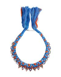 Jolita Jewellery - Blue Necklaces - Lyst
