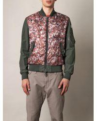 Moncler - Green Biggin Camofront Coat - Lyst