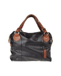 Pauric Sweeney - Black Medium Leather Bags - Lyst