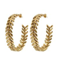 Aurelie Bidermann | Metallic Lunada Bay Earrings | Lyst