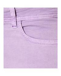 Closed - Purple Baker Skinny Jeans - Lyst
