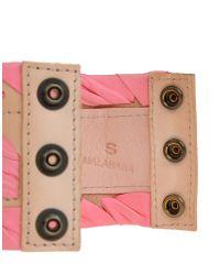 Malababa - Pink Bracelet - Lyst