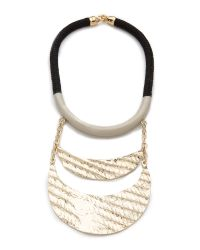 Orly Genger By Jaclyn Mayer - Metallic Gwen Necklace - Lyst