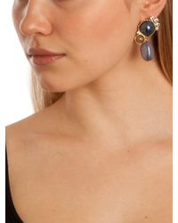 BaubleBar - Black Cosmo Pearl Cluster - Lyst