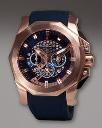 Orefici Watches | Gladiatore Chronograph, Blue for Men | Lyst