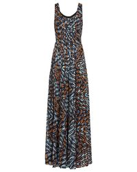 Reiss | Multicolor Effie Printed Maxi Dress | Lyst