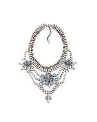 DANNIJO - Metallic Galilee Necklace - Lyst