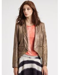 Kelly Wearstler | Brown Dune Jacket | Lyst
