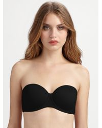 Le Mystere | Black Soiree Full-fit Strapless Bra | Lyst