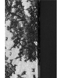 Paul & Joe - Black Lace Ls Top - Lyst