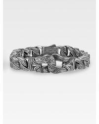 Scott Kay | Metallic Guardian Bracelet for Men | Lyst