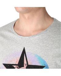 DIESEL   Blue 't-diego-ia' T-shirt for Men   Lyst