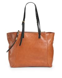 Foley + Corinna - Brown Corinna East West Tote - Lyst