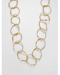Stephanie Kantis | Metallic Chancellor Chain Link Necklace | Lyst