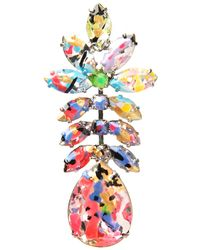 Tom Binns - Multicolor A Riot Of Color Earring - Lyst