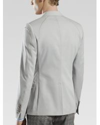 Gucci | Gray Dylan Jacket for Men | Lyst