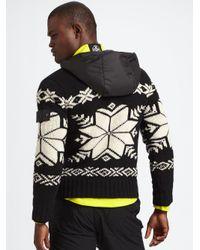 RLX Ralph Lauren - Black Wool/cashmere Jacket for Men - Lyst