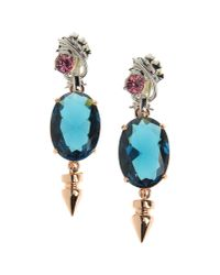 Mawi - Blue Earrings - Lyst