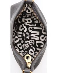 Marc By Marc Jacobs - Gray Classic Q Percy Bag - Lyst