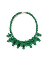 EK Thongprasert | Emerald Green Yawning Apollo Necklace | Lyst