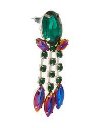 ASOS Collection - Multicolor Asos Jewel Swing Earrings - Lyst