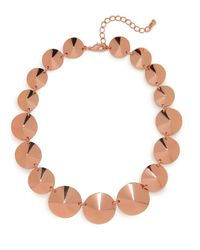 BaubleBar | Pink Rose Cone Strand | Lyst