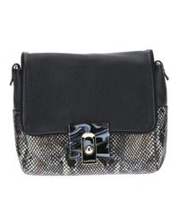 Lanvin | Black Ketu Shoulder Bag | Lyst