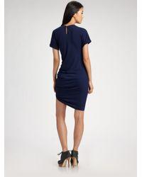 Gryphon - Blue Knot Dress - Lyst