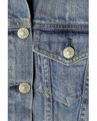 Rag & Bone | Black The Jean Jacket Medium Indigo | Lyst