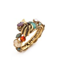 Erickson Beamon - Multicolor Garden Party Bracelet - Lyst