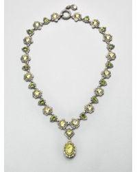 Konstantino | Metallic Semiprecious Multistone Sterling Silver Pendant Necklace | Lyst