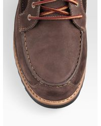 Timberland | Brown Abington Moccasin Boots for Men | Lyst