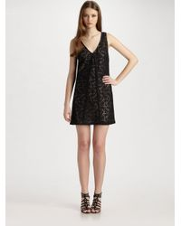 Marc By Marc Jacobs | Black Rhiannon Lace Dress | Lyst