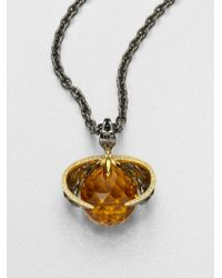 Stephen Webster | Metallic Virgo Astro Pendant Necklace | Lyst