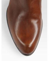 Stuart Weitzman - Brown Standard Riding Boots - Lyst