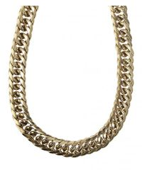 AllSaints - Metallic Estelle Necklace - Lyst