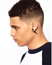 River Island - Yellow Earrings in 4 Pack for Men - Lyst