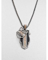 Stephen Webster | Metallic No Regrets Silver Pendant for Men | Lyst
