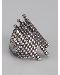 Maria Black - Metallic Decon Ring - Lyst