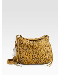 Botkier | Multicolor Maddie Leopard-print Suede Bag | Lyst